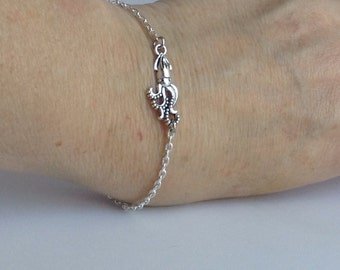 Sideways Squid Bracelet
