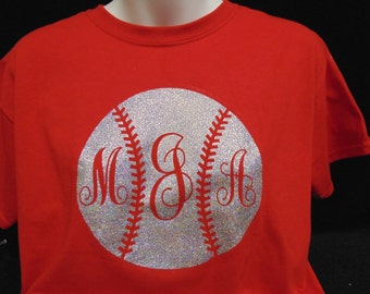 Cute Personalized Baseball Tshirt by MonogramsbyMarilyn on ...