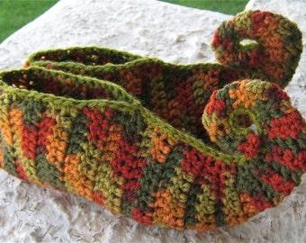 Elfish Aladdin slipper. Digital crochet pattern.
