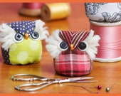 It's A Hoot: Pincushion Pattern