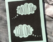 monster songs zine // issue one