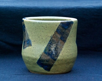 Planter, Mug, Pen Holder-Multifunctional Pottery Piece
