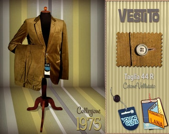 Brand New San Remo Suit 1975