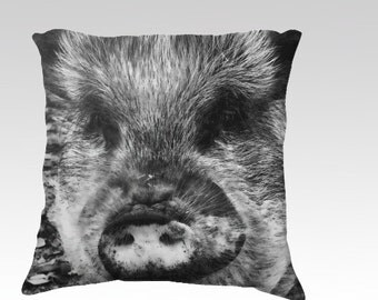 Farm Animal Pillow Pets : Popular items for pig pillow cover on Etsy