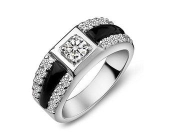 popular items for mens promise ring on etsy