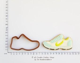 Running Shoe Cookie Cutter