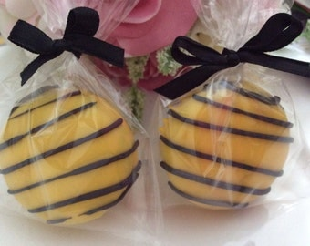 Yellow Favors Baby Shower Wedding Pittsburgh Steelers Bee Party Batman