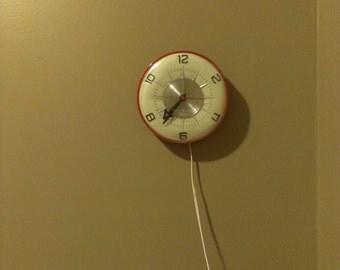Retro GE Clock