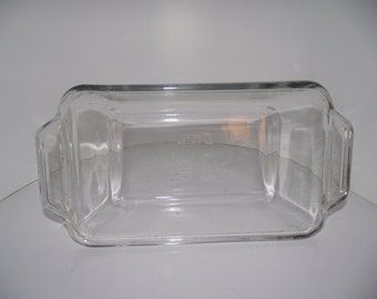 Vintage Anchor hocking loaf dish 1.5 quart