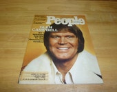 GLEN CAMPBELL People Magazine 1976