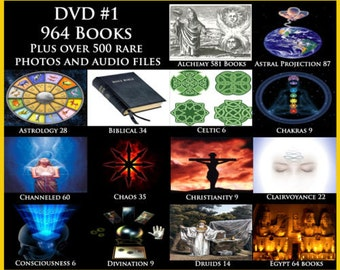 Alchemical Manuscripts Collection Of Manly P Hall Ebooks On
