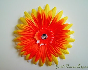 Flower Hair Clip - One Size - #166