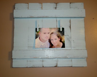 READY TO SHIP 16x17 Cottage Chic Frame
