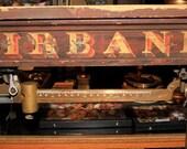 1850's Fairbanks Grain Elevator Scale