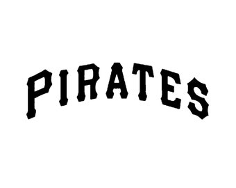 Pittsburgh Pirates decal  free shipping