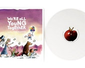 We're All Young Together LP - White Vinyl. MP3 Download Card Included