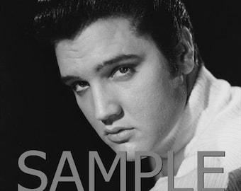 Elvis Presley Fabric Block EP119- FREE SHIPPING