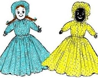 1940 Anne Cabot Topsy Turvy Doll Pattern