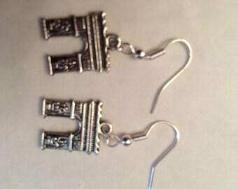 Arc de Triomphe earrings