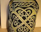 Green Celtic Knot Backpack
