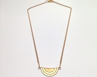Moon Rising necklace