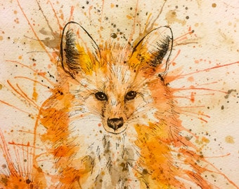 Splatter Fox