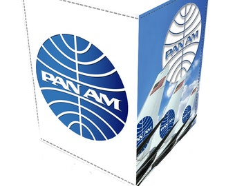 Pan Am-Passport Cover