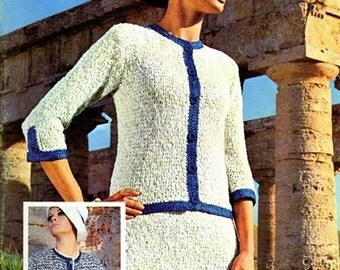 Bernat Book No. 143 Out of this World Fashions 1967