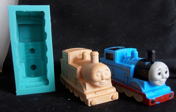 Silicone Mould Thomas The Train Big Cake Decorating