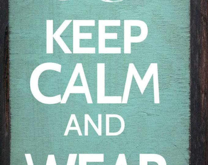 beach decor, beach sign, flip flops, Keep Calm And Wear Flip Flops Sign, Beach decor, flip flop decor, beach house decor, flip flops, 36