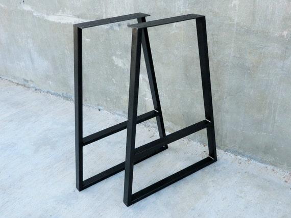 Trapezoid Table legs 2x1