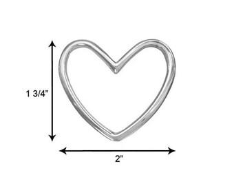 Metal Heart Ring