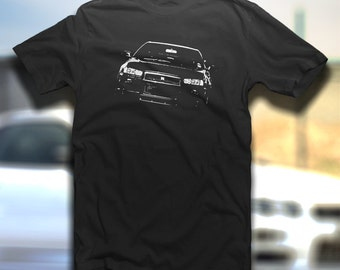 New Nissan Skyline GTR R34 Shirt