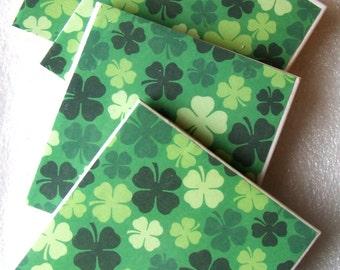 Four leaf coasters