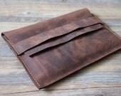 Retro iPad Mini Case, Leather iPad Mini Sleeve - Limited Edition -  Leather Case Covers For iPad Mini