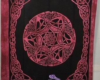 popular items for celtic mandala on etsy. Black Bedroom Furniture Sets. Home Design Ideas