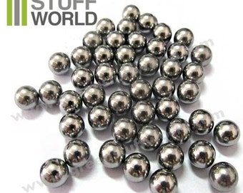 Mixing Stainless Balls 8 mm - for Paint pots: Vallejo, Model Color, Citadel ...