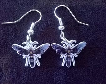 Wasp Handmade Earrings