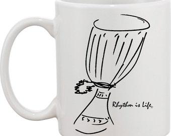 Djembe Coffee Mug