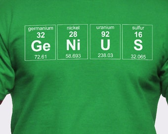 Elemental Genius T-Shirt