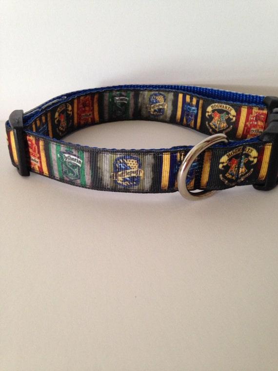 Harry Potter Adjustable Dog Collar