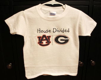 House Divided bodysuit or toddler shirt