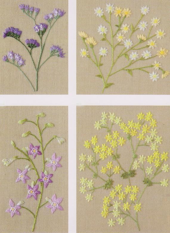 PDF Pattern tutorial of My garden hand No11 by callmelondon