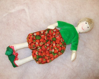 Handmade Doll Decoration Sewing