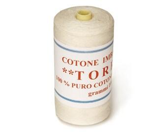 100% Cotton Italian Basting Thread