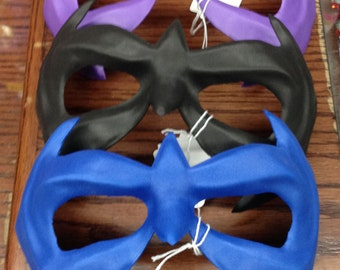 Foam Superhero Mask - Winged