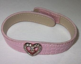 Princess Leather Bracelet