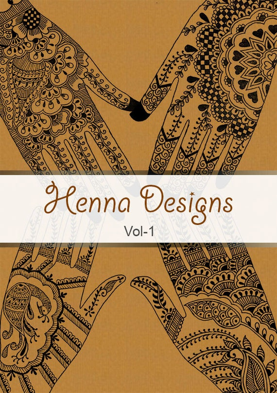 henna designs vol 1 ebook mehndi pattern book with 25 handmade henna designs mehndi designs. Black Bedroom Furniture Sets. Home Design Ideas