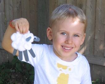 Helping Hand Sheep by Stephen Joseph - 100% of proceeds go to Heifer International - il_340x270.638506241_45x0