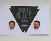 Andy Dwyer Chris Pratt Parks and Recreation Handmade Earrings